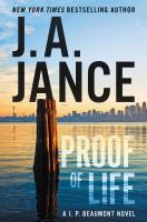 Cover art for Proof of Life