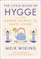 Cover art for The Little Book of Hygge