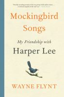 Cover art for Mockingbird Songs