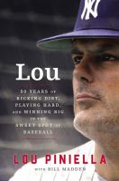 Cover art for Lou