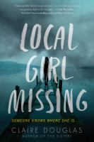 Cover art for Local Girl Missing