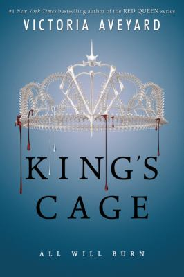 cover of King's Cage