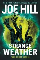 Cover art for Strange Weather