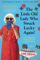 Cover art for The Little Old Lady Who Struck Lucky Again!