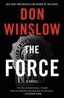 The Force by Don Winslow (book cover)