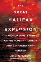 Cover art for The Great Halifax Explosion