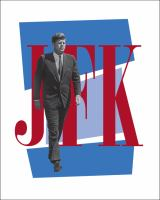 Cover art for JFK