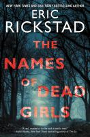 Cover art for The Names of Dead Girls