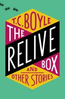 Cover art for The Relive Box and Other Stories