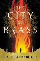 Cover art for The City of Brass