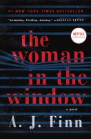 Cover Art for The Woman in the Window