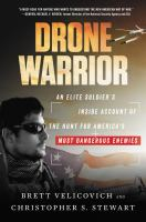 Cover art for Drone Warrior