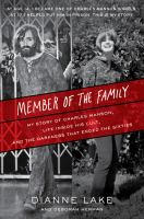 Cover art for Member of the Family
