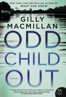 Cover art for  Odd Child Out