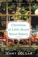Cover art for Christmas at Little Beach Street Bakery