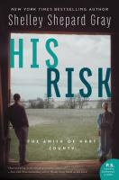 Cover art for His Risk