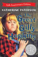 Cover art for The Great Gilly Hopkins