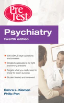 PreTest Psychiatry