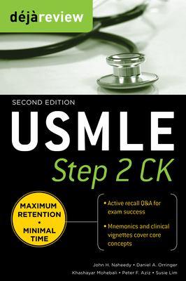 Deja review. USMLE step 2 CK