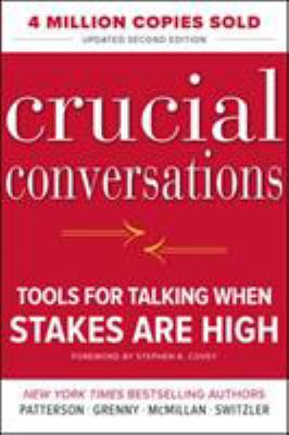 Cover image for Crucial conversations