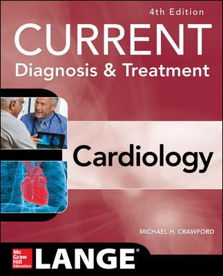 CURRENT Diagnosis and Treatment - Cardiology Cover