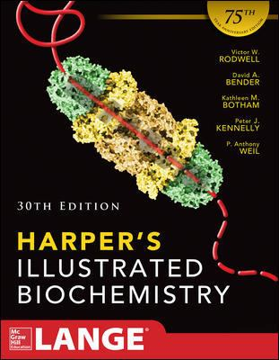 Harpers Illustrated Biochemistry