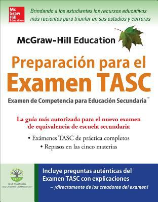 Cover image for Mcgraw-Hill Education preparación para el examen TASC