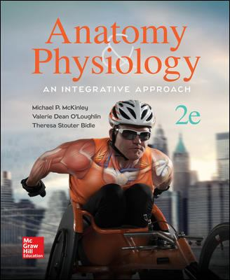 Anatomy & Physiology textbook