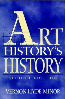 Book cover of Art History's History