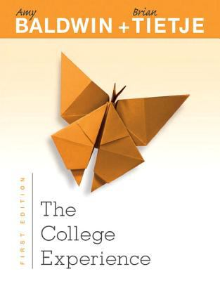 Book: The College Experience