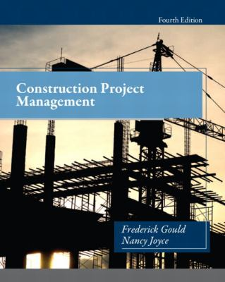 Cover Art - Construction project management