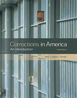 Corrections in America by Harry E. Allen