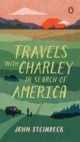 Cover art for Travels with Charley