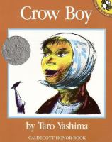 Cover art for Crow Boy