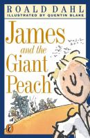 Cover art for James and the Giant Peach