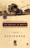 (Oklahoma) The Grapes of Wrath