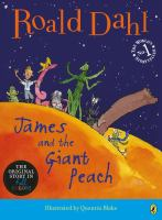 James+and+the+giant+peach by Dahl, Roald © 2011 (Added: 5/20/16)