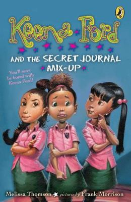 Cover image for Keena Ford and the secret journal mix-up