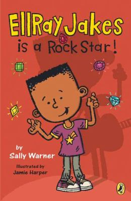 Cover image for EllRay Jakes is a rock star!