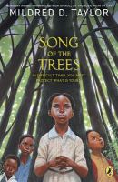 Cover art for Song of the Trees