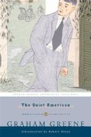 Cover art for The Quiet American