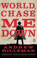 Cover art for World Chase Me Down
