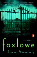 Cover art for Foxlowe