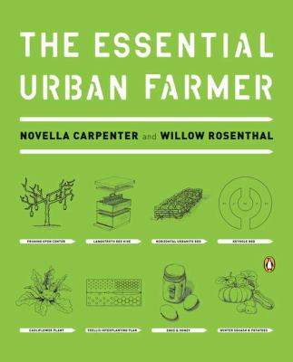 Cover image for The essential urban farmer