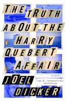 Cover art for The Truth About the Harry Quebert Affair
