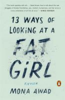 Cover art for 13 Ways of Looking at a Fat Girl