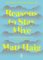 Cover art for Reasons to Stay Alive