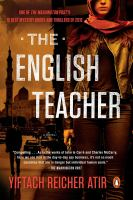 Cover art for The English Teacher