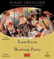 cover of Luncheon of the Boating Party