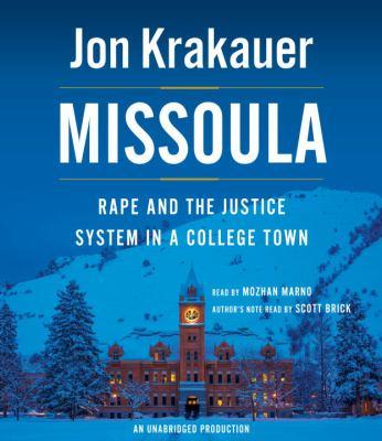 cover of Missoula